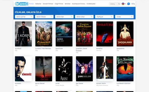 Tvseans.com film portalı