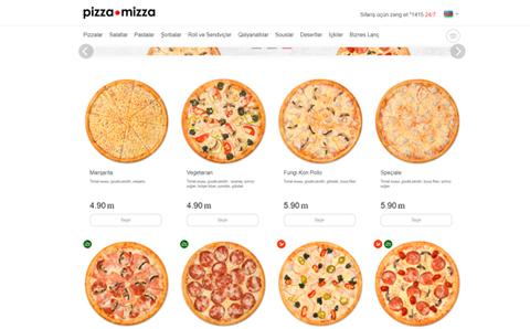 Pizza Mizza