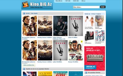 Kino.big.az film portalı