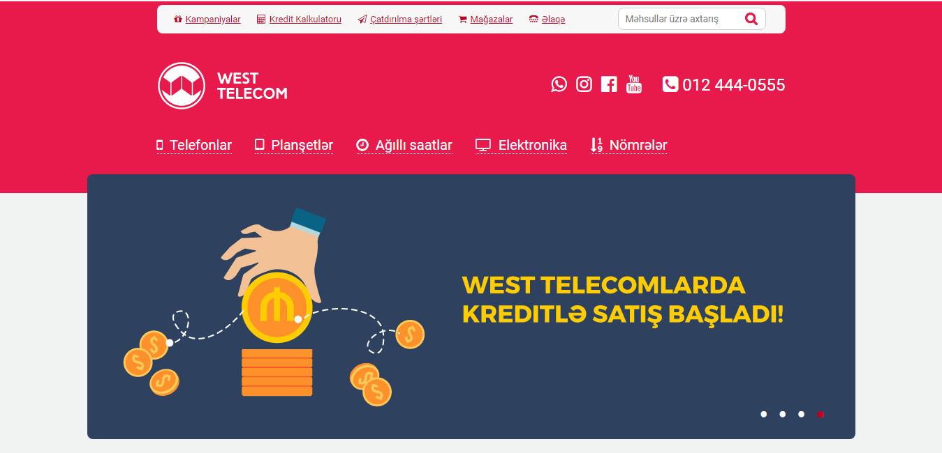 """""""West Telecom"""""""