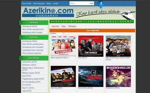 Azerkino.com film portalı