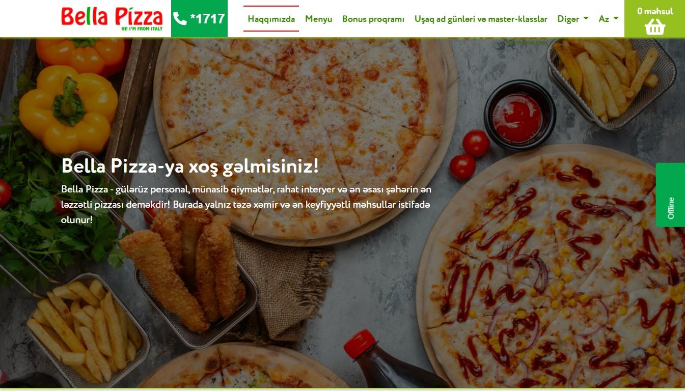 """""""Bella Pizza"""""""