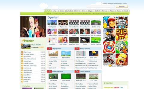 Oyun.azeri.net platforması