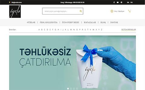 """""""İydə Parfumery"""