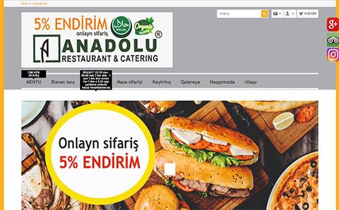 Anadolu restoranlar şəbəkəsi