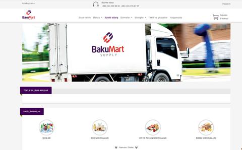 BakuMart Təchizat