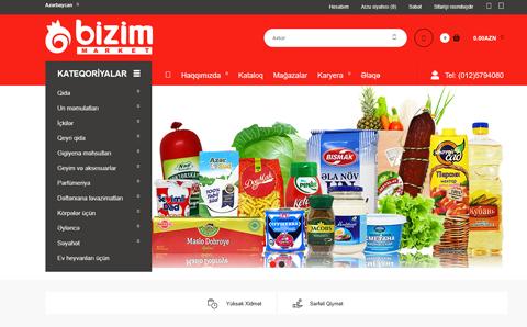 Bizimmarket Supermarketlər Şəbəkəsi