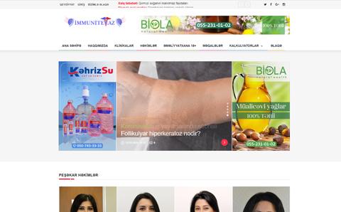 İmmunitet Tibb Portalı